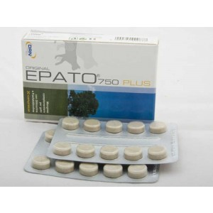 Epato 750 30 tablete masticabile