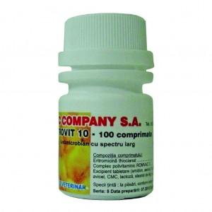 ERITROVIT-10 100 Comprimate