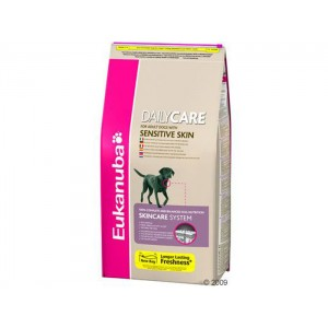 Eukanuba Sensitive Skin 12 Kg