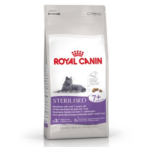 Royal Canin Feline Sterilised 7+ 3,5 Kg