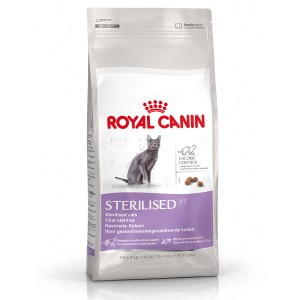 Royal Canin Feline Sterilised 37 4 Kg