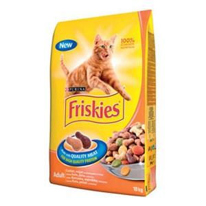 Friskies Pisica Adult PUI 10 kg
