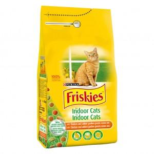 Friskies Pisica Indoor 1.5 kg