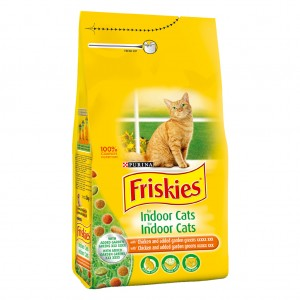 Friskies Pisica Indoor 10 kg