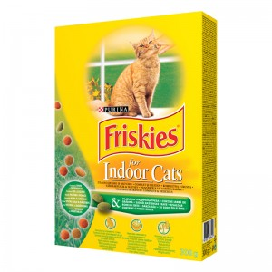 Friskies Pisica Indoor 300 g