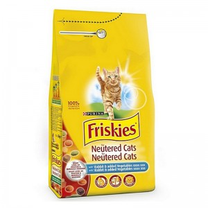 Friskies Pisica Sterilized 10 kg