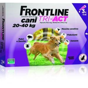 Frontline Tri-Act 20-40 kg 1 pipeta