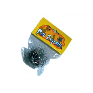 Jucarie pisica glob metal W 0040