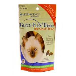 Glyco Flex II Bite-sized Chews Feline & Small Dogs 60 tablete gumate