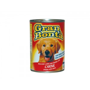 Gran Bonta Dog Carne Conserva 400 g