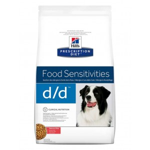 Hills PD Canine D/D Salmon and Rice 2 kg