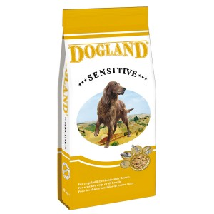 Dogland Dog Sensitive 15 kg