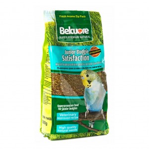 HR PERUSI JUNIOR BELCUORE SATISFACTION 500 G