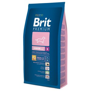 Brit Premium Junior Small 500 g