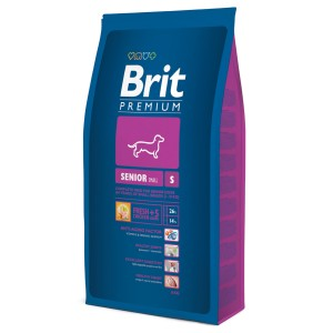Brit Premium Senior Small 500 g