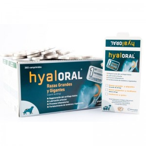 Hyaloral Large Breed 12 tablete/blister