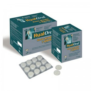 Hyaloral Large Breed 120 Tablete