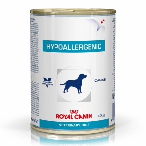 Royal Canin Hypoallergenic Dog conserva 400 g