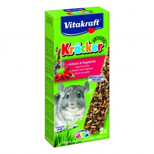 Baton Chinchilla Adult Vegetal 2 Buc