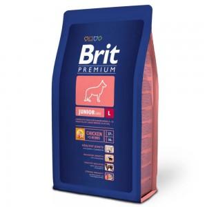 Brit Premium Junior L, 3 kg