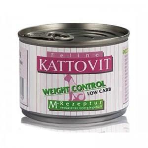 Conserva Kattovit Weight Control 175 g