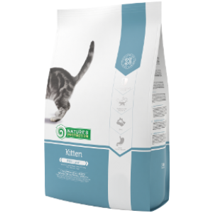 NATURES PROTECTION KITTEN 400G (CAT)