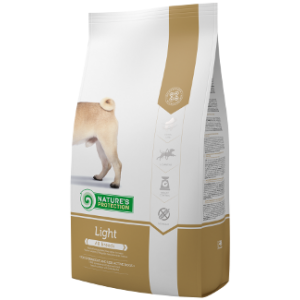 NATURES PROTECTION DOG LIGHT  12 KG