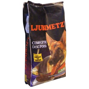 Ljubimetz Dog Adult Pui & Bacon 10 Kg