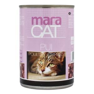 Maracat Pisica Conserva Pui 410 g