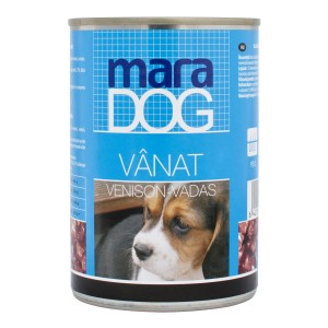 Maradog Caine Conserva Vanat 410 g