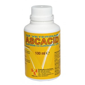 ASCACID 2,5%  100 ML