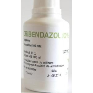 CRIBENDAZOL 10% 100 ML
