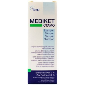 Mediket Ictamo Sampon 75ml