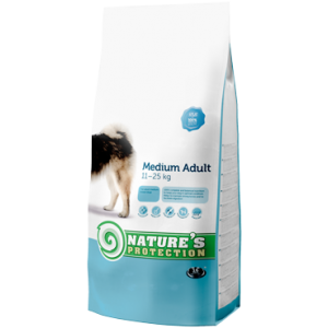 NATURES PROTECTION MEDIUM ADULT 12 KG (DOG)