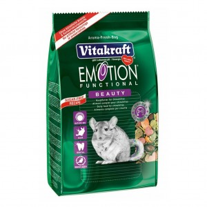 Meniu Chinchilla Vitakraft Emotion Beauty 600 g
