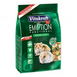 Meniu Hamsteri Vitakraft Emotion Sensitive 300 g