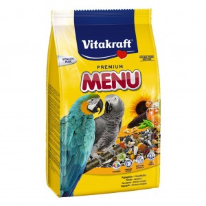 Meniu Papagali Vitakraft 1 Kg