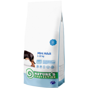 NATURES PROTECTION MINI ADULT 500G (DOG)
