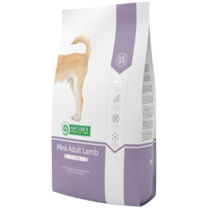 NATURES PROTECTION ADULT MINI LAMB  2 KG (DOG)