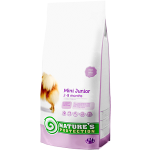 NATURES PROTECTION MINI JUNIOR 500G (DOG)