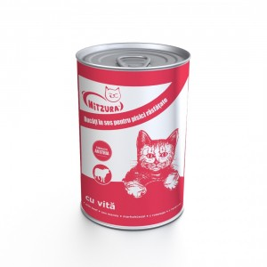 Mitzura Cat Cons Vita 415 G