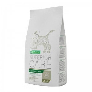 Natures Protection Special Care Grain Free Lamb, 10 kg