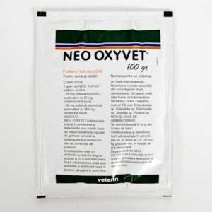 Neo-Oxyvet Pulbere Solubila 100 g