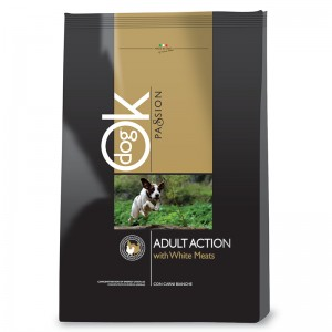 OK Passion Dog Action 12,5 kg