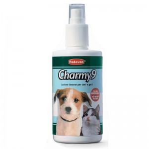 Sampon  Charmy  9 - spalare uscata