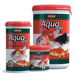 Padovan Aqua Gold 40 gr/250 ml