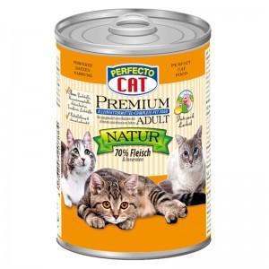 Perfecto Cat Premium Adult Curcan si Ulei de Somon 400 g