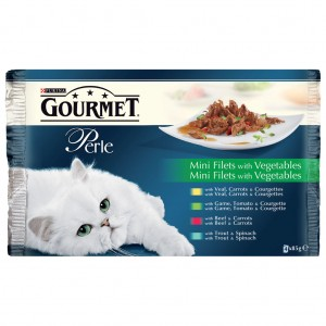Gourmet Perle Exotic 4*85 g