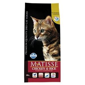 Matisse Original Cat Adult Pui si Orez 20 Kg