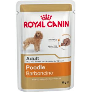Royal Canin Poodle 12 plicuri  X 85 g